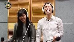 A Midnight's Summer Day (140709 KBS Radio) - San E , Raina