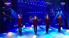 Over The Destiny (141109 Inkigayo) - 2AM
