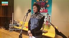 Wig In A Box (141202 MBC Radio) - Kim Young Ho