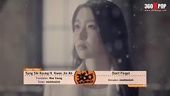 Don't Forget (Vietsub) - Sung Shi Kyung , Kwon Jin Ah