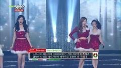 Diamond (141219 Music Bank) - Girls' Generation-TTS