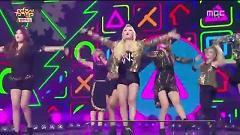 Shut Up U (141220 Music Core) - Wa$$up