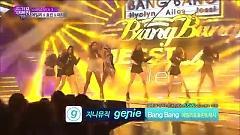 Bang Bang (2014 MBC Music Awards)) - Hyorin , Aliee