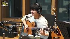 Lie (150130 MBC Radio) - Acoustic Collabo