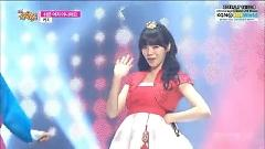 Not An Easy Girl (150207 Music Core) - Lizzy (After School)