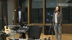 Falling Slowly (150225 MBC Radio) - Yoon Do-hyun