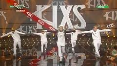 Beautiful A+ (150320 Music Bank) - KIXS