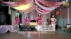 Only You (Dance Ver.) (Vietsub) - Miss A