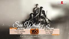See What I See (Vietsub) - Royal Pirates