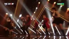 Bbang-Ya (150421 The Show) - A-ble