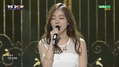 1분도 못버텨 (150505 The Show) - Vanilla Acoustic
