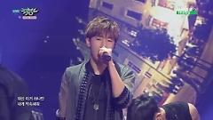 Kontrol (150605 Music Bank) - Kim Sung Kyu (Infinite)