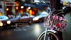 Why Don't You Know (Vietsub) - Yang Yoseob
