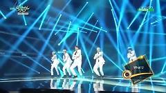 What U (150619 Music Bank) - SPEED