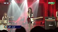 Fly High (150623 The Show) - Sweet Revenge