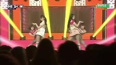 Mr.Liar (150623 The Show) - Asha