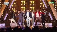 Devil (150719 Inkigayo) - Super Junior