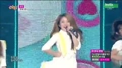 Paradise (150725 Music Core) - N-White