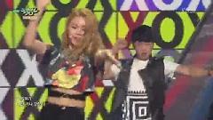 XOX (150807 Music Bank) - Z.Hera