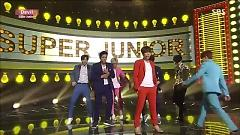 Devil (150809 Inkigayo) - Super Junior