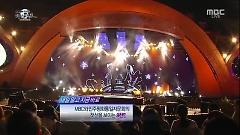 Duet Song (150814 Dmz Peace Concert 2015) - Hoya , Jung Eun Ji