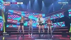 Pippi (150916 Show Champion) - 2Eyes