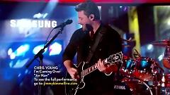 Aw Naw (Live On Jimmy Kimmel Live) - Chris Young