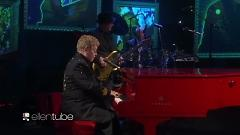 Blue Wonderful (The Ellen Show) - Elton John