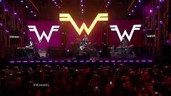 Thank God For Girls (Live On Jimmy Kimmel Live) - Weezer