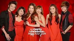 Liên Khúc Merry Christmas And Happy New Year - Hồ Ngọc Hà,Team Hồ Ngọc Hà