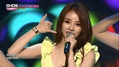 Please Arrest My Oppa (0928 Show Champion) - Seol Ha Yoon