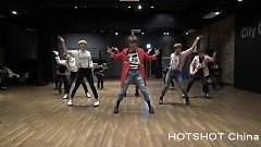 I'm A HOTSHOT (Dance Practice) - Hot Shot