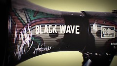 Black Wave (Lyric Video) - K.Flay