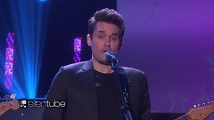 Moving On And Getting Over (Live The Ellen Show) - John Mayer