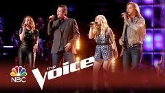 Sad Songs (Live At The Voice 2014) - Blake Shelton , Craig Wayne Boyd , Jessie Pitts , Reagan James