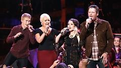 In the Midnight Hour (The Voice 2015) - Blake Shelton , Meghan Linsey , Corey Kent White , Hannah Kirby