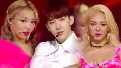 Born To Be Wild (0828 SBS Inkigayo) - Triple T