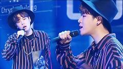 B Side U (0925 Inkigayo) - Jung Jin Woo