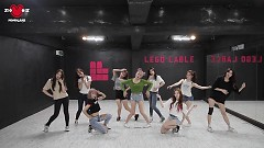Freeze (Dance Practice) - MOMOLAND