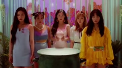 #Cookie Jar - Red Velvet