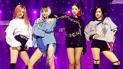 Whistle (0911 SBS Inkigayo) - Black Pink