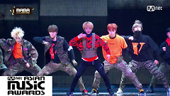 Black On Black (2016 MAMA) - NCT