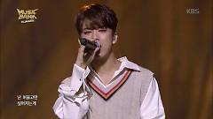 Talk Love (Music Bank Jakarta) - Dae Hyun ((B.A.P)), Young Jae ((B.A.P))