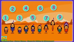 The Numbers Song - Nursery Rhymes - Rhymes - KidsCamp