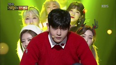 Shooting Love (161223 Special Stage) - Lee Seo Won, LABOUM