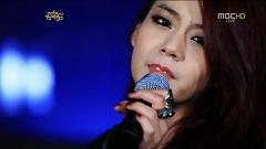 Guilty (121215 Music Core) - Han Seungyeon