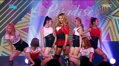 Paradise (161203 Music Core) - Hyorin