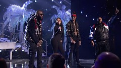 Do You Mind (Live At The AMA's) - DJ Khaled, Nicki Minaj, Bryson Tiller