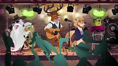 Doing It To Country Songs (Animated) - Blake Shelton