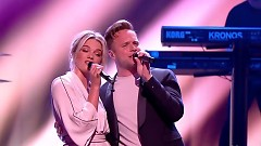 Unpredictable (Live London Palladium) - Olly Murs, Louisa Johnson